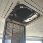 Обслуживание вентиляции в офисе
