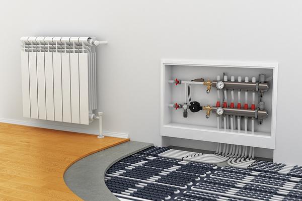Отопление квартир в Минске